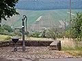 Brunnen (kein Trinkwasser) an dem im Oktober 2010 eingeweihten 226 km langen Remstal-Höhenweg - panoramio.jpg