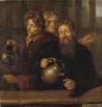 Brunnsmmästaren vid Medevi brunn och hans båda söner (David Klöcker Ehrenstrahl) - Nationalmuseum - 15492.tif