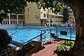 Budapest, Lukács fürdő, 26 ℃ fokos úszómedence, 6.jpg