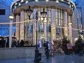 Budapest december 2011-Hotel kempinski Corvinus - panoramio.jpg