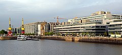 Buenos Aires - Puerto Madero - Hilton Hotel - 20071208.jpg