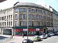 Building on corner of Howard Street and Maxwell Street - geograph.org.uk - 792267.jpg