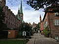 Buildings in Lübeck, Königstraße 1-3 4228.jpg