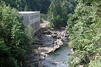 Bull Run River at power house.jpg