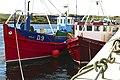 Bunbeg Harbour - Boats - geograph.org.uk - 1176555.jpg