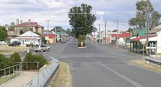 Bundarra, New South Wales Town in New South Wales, Australia
