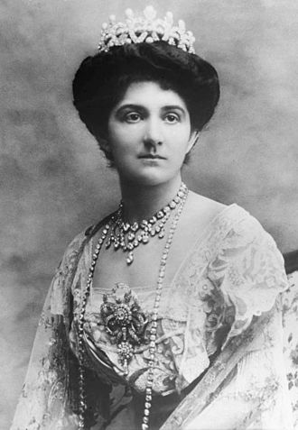 Elena of Montenegro - Elena in 1900