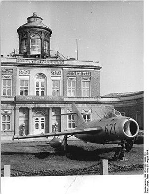 Marmorpalais - Image: Bundesarchiv Bild 183 C0807 0039 003, Potsdam, Marmorpalais, Deutsches Armeemuseum