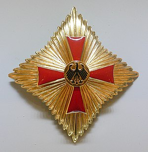 Order of Merit of the Federal Republic of Germany - Image: Bundesverdienstkreuz Stern