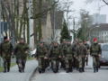Bundeswehr soldiers, headquartered in Erfurt, in US-Garrison Sullivan Barracks, Mannheim, Germany..png