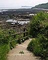 Burniston Steps - geograph.org.uk - 499398.jpg