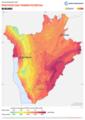 Burundi PVOUT Photovoltaic-power-potential-map GlobalSolarAtlas World-Bank-Esmap-Solargis.png
