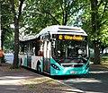 Bus in Tallinn, Volvo 7900 Hybrid n°2723.jpg