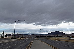 Butte, Montana at Harrison Avenue looking North.jpg