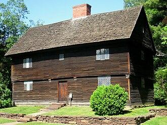 Webb-Deane-Stevens Museum - Image: Buttolph Williams House 1