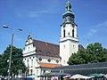 Bydgoszcz kościół Najświętszego Serca Pana Jezusa - panoramio.jpg
