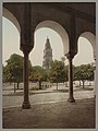 Córdoba. La Mezquita. Patio de los Naranjos LCCN2017660370.jpg