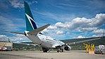 C-GCWJ Westjet Boeing 737-7CT (34898242186).jpg