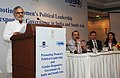 C.P. Joshi addressing at the launch of a UNIFEM United Nations Development Fund for Women (Part of UN Women) Programme Promoting Women's Political Leadership and Governance in India and South Asia, in New Delhi.jpg