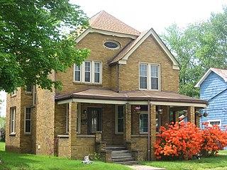 Roseville, Ohio Village in Ohio, United States