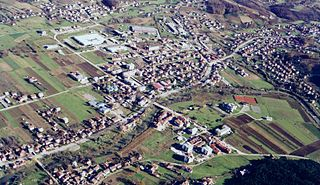 Čelinac Town and municipality