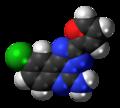 CGS-15943 molecule spacefill.png