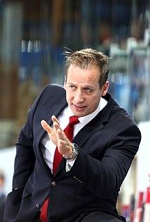 Antti Törmänen Finnish former ice hockey player