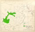 CL-11 Pinus armandii range map.png