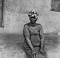 COLLECTIE TROPENMUSEUM Portret van een Yoruba vrouw met tatoeages TMnr 20016852.jpg