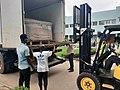 COVID-19 Equipment to Togo (05890095) (50018358898).jpg