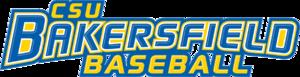 Cal State Bakersfield Roadrunners baseball - Image: CSUB Baseball logo