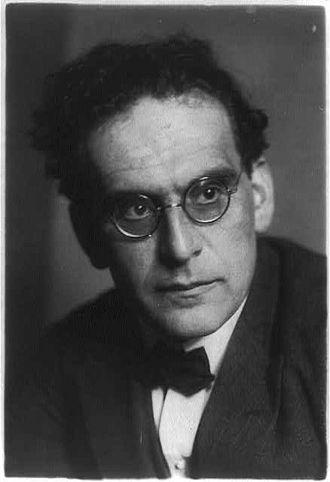 Otto Klemperer - Klemperer about 1920.