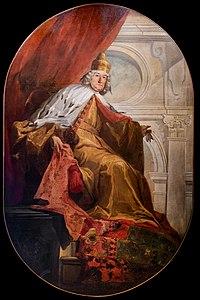 Ca' Rezzonico - Ritratto del doge Giovanni II Corner - Giambattista Tiepolo.jpg