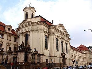 Czech and Slovak Orthodox Church - Orthodox church of Saints Cyril and Methodius in Prague