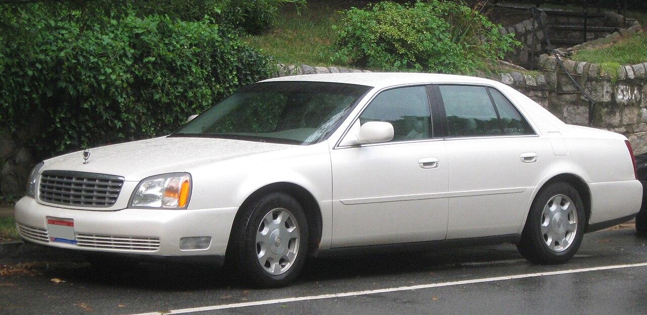 2005 Cadillac DeVille Livery Fleet - Sedan 4.6L V8 auto