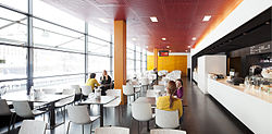 Kiasma - Wikipedia's Kiasma as translated by GramTrans