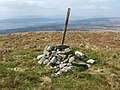 Cairn at Killoeter (in close-up) - geograph.org.uk - 1256852.jpg