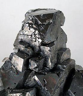 Galena Rocksalt group, sulfide mineral