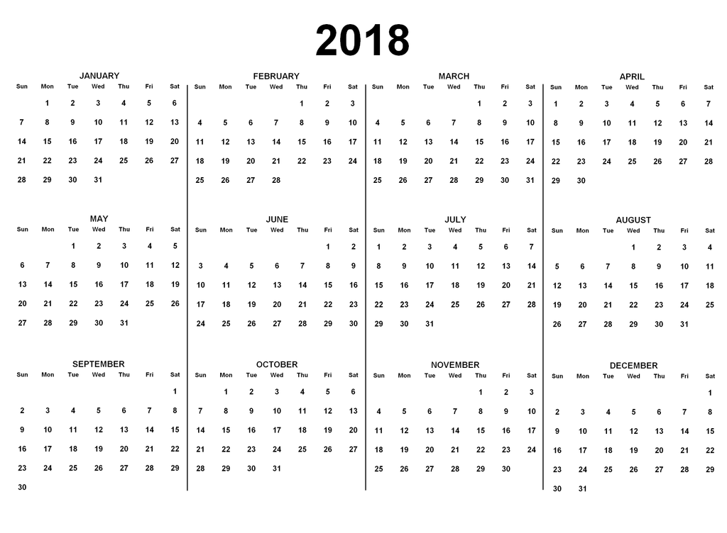 File Calendar 2018 01 Png Wikimedia Commons