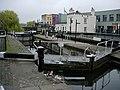 Camden lock in Camden Town, London. - geograph.org.uk - 428747.jpg