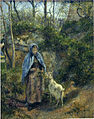 Camille Pissarro - La Gardeuse de chèvre.jpg
