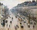 Camille Pissarro Boulevard Montmartre.JPG