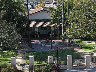 Campo de Cahuenga United States historic place
