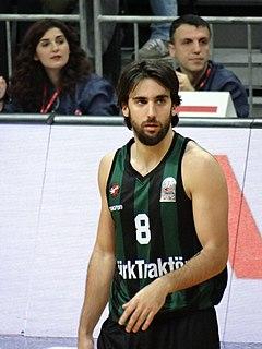 Can Korkmaz Turkish basketball player