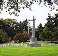 Canadian Cross - Maine Mast - Arlington National Cemetery - 2011.JPG
