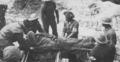 Cape Corps stretcher bearers Western Desert.png