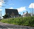 Capel Ebenezer and chapel house, Llanfechell - geograph.org.uk - 1255302.jpg