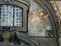 Cappella orlandini del beccuto, lunetta 03 stemma del beccuto.JPG