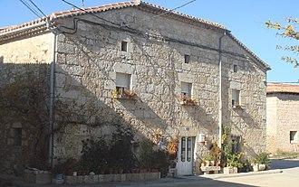 Carcedo de Burgos - Image: Carcedo arquitectura popular