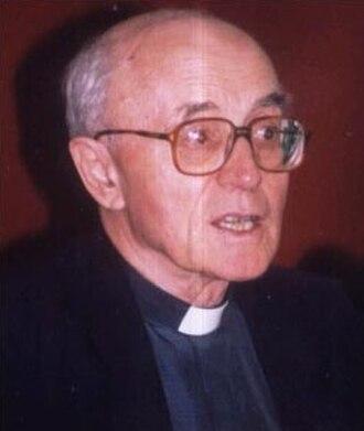 Albert Vanhoye - Vanhoye in June 2005